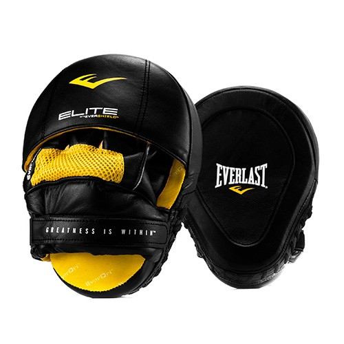 Лапы EVERLAST Pro Elite Leather Mantis
